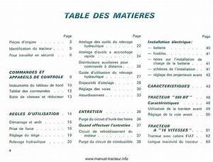 Controle Technique Ploemeur : notice entretien fiat someca 880 880 dt ~ Nature-et-papiers.com Idées de Décoration