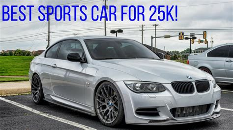 Here's Why The Bmw 335is Is The Best Sports Car You Can