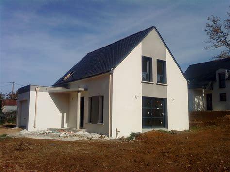 leroux construction de maison individuelle en morbihan 56
