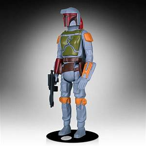 Lifesize Star Wars Boba Fett Kenner Action Figure - The