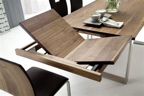 esstisch kufentisch tina  nussbaum geoelt oder lackiert