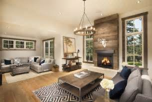 Painting Fireplace Tiles by Two Sitting Areas Cottage Living Room Sherwin