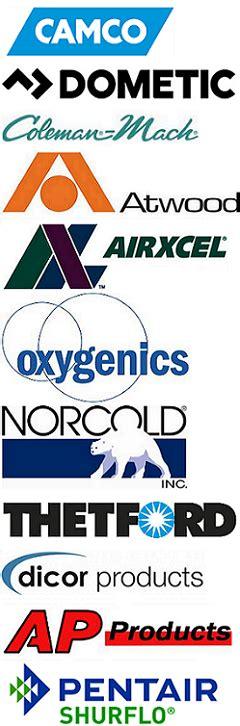 norcold polar nalxr rv refrigerator  cu ft