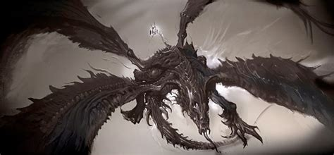 dragon concept art  illustrations  concept art world
