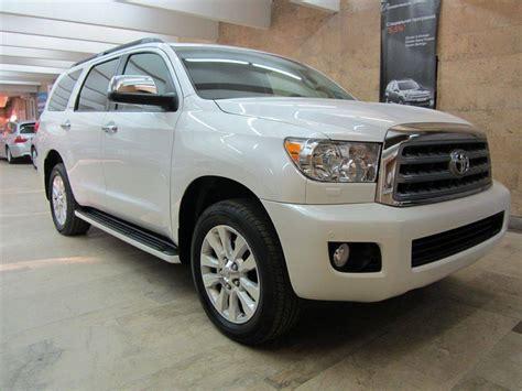 2018 Toyota Sequoia For Sale 5663cc Gasoline Automatic