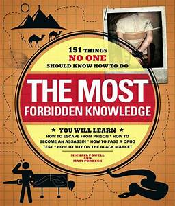 The Most Forbidden Knowledge By Michael Powell And Matt