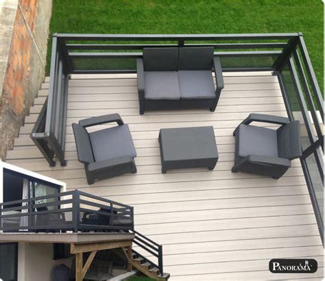 chestha com terrasse idee composite