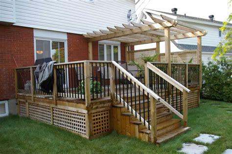 proscape custom patio decks proscape patio decks