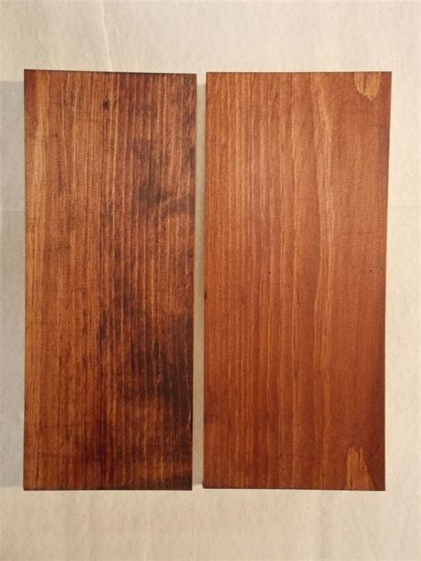 Why it's important to use wood conditioner before staining