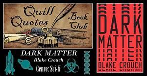 Dark, Matter, Book, Club, Discussion, 1