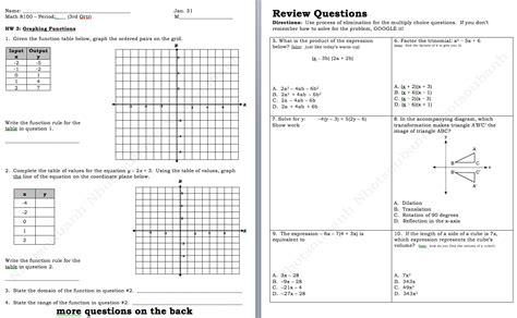 Worksheet. Input Output Tables Worksheets. Carlos Lomas