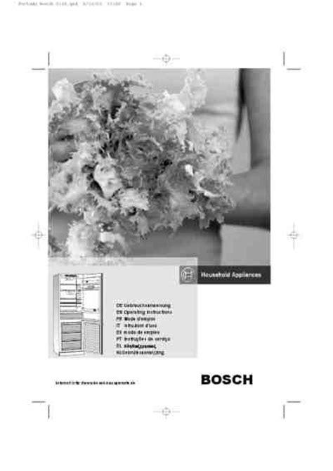 einbauschrank für kühlschrank bosch kgp 33320 ffk 195 188 hlschrank pdf anleitung f 195 188 r herunterladen kostenlos c6