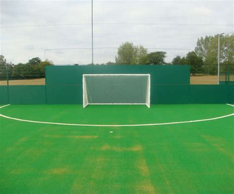 Synthetic Grass Carpet by Football Pitch Installation Goals Soccer Centres Plc
