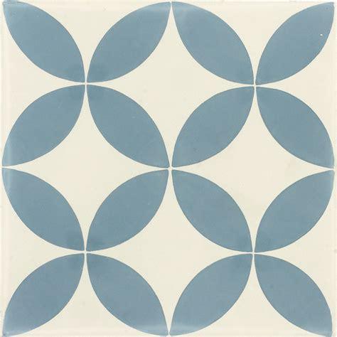 adhesif carreau de ciment leroy merlin carreau de ciment sol et mur bleu et blanc palmette l 20 x l 20 cm leroy merlin
