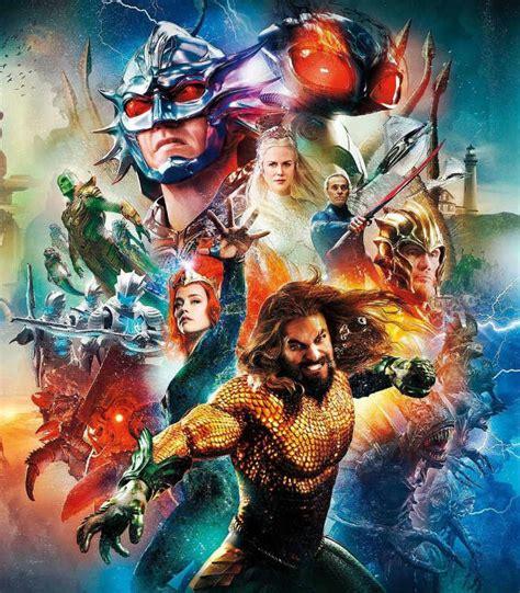 aquaman review  fantastic fun time   movies