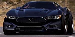 2015 Mustang Mach 5 Concept | New Muscle Cars