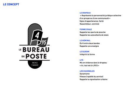 bureau de poste à laval l 39 équipe gagnante du 24h design 2014 école de design