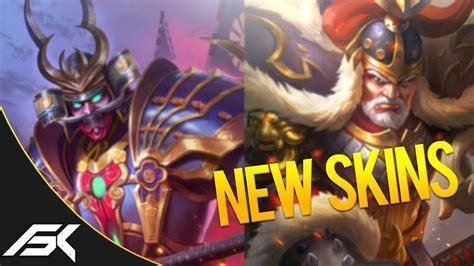 New Yi Sun Shin Major General Skin & Alpha
