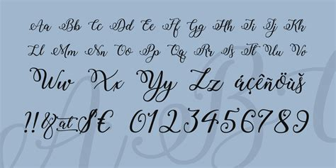 Calligraphy Font by Winter Calligraphy Font 183 1001 Fonts