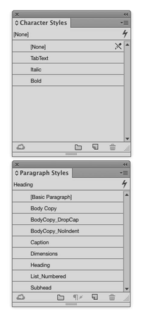Free Indesign Template Of The Month Tabbed Booklet
