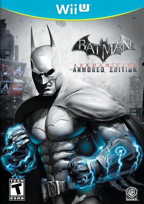 Batman Arkham City Armored Edition Wii U Ign