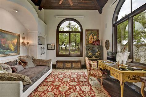 15 Stunning Mediterranean Home Office Designs You're Going ...