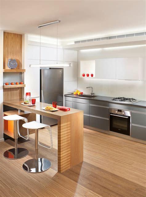 amenager un bar de cuisine quelques modèles de bar cuisine moderne bricobistro