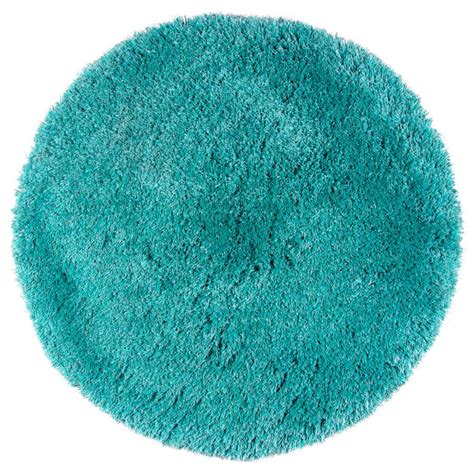 teal shag rug rizzy home commons teal polyester shag 3 ft x 3 ft