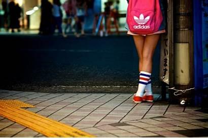 Socks Adidas Tokyo Legs Wallpapers Japan Pink