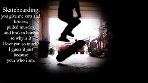 Skateboarding Quotes Tumblr Wallpapers Pictures