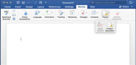 microsoft word file encryption mac operational