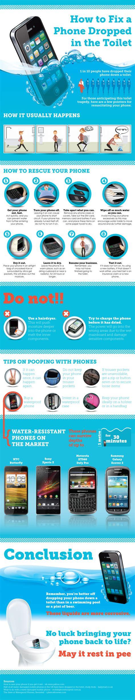 t 233 l 233 phone 233 dans les toilettes que faire astuces de blogueur