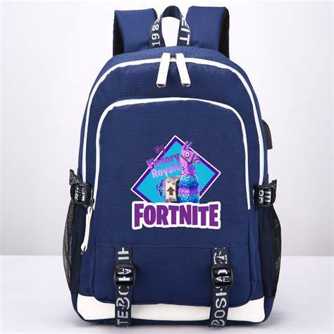 fortnite bag fortnite bag student backpack giftcartoon