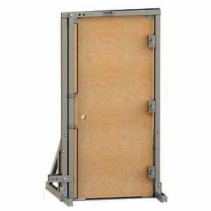 Quick Hinge Breach Door with Adjustable Frame (Base ...