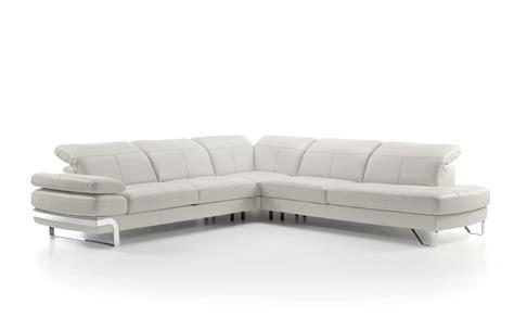modern sectional sofas antigua modern sectional sofa rom furniture cadomodern