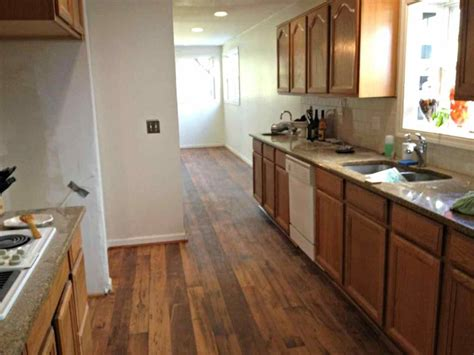 light oak cabinets with wood floors deductour