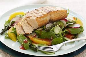 CATALINA Grilled Salmon Salad Recipe - Kraft Canada
