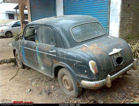 cars rust disintegrating pieces classic bhp team
