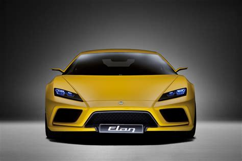 Lotus Elan Concept 2018 Mad 4 Wheels