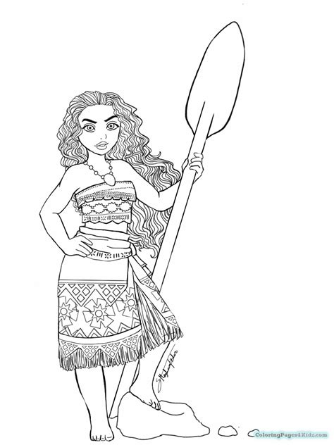 moana coloring pages  printable coloring pages