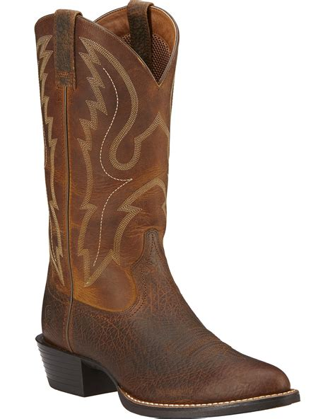 boot barn boots ariat s sport r toe western boots boot barn