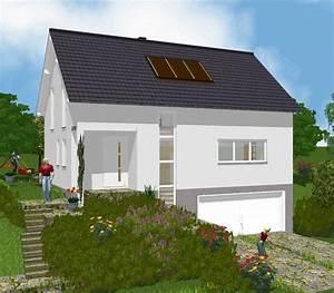 Garage Im Haus : novum massivhaus h user am hang garage im kg ~ Lizthompson.info Haus und Dekorationen