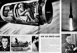 Yuri Gagarin Watch - Pics about space