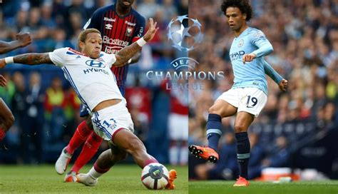 Manchester City vs Lyon match preview UEFA Champions ...