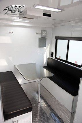 Response Trailer with Bench Seating   MO Great Dane trailers