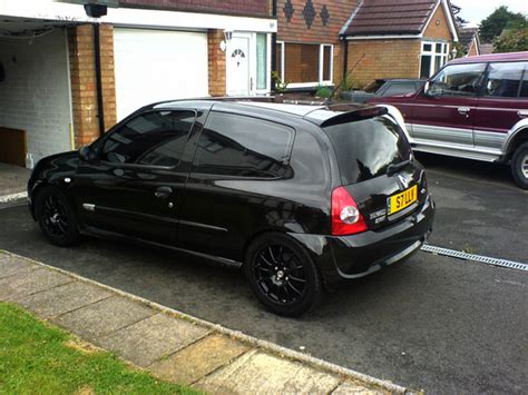renault clio 2002 black aust1n1 2002 renault clio specs photos modification info