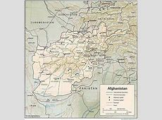 ABC Maps of Afghanistan; Flag, Map, Economy, Geography