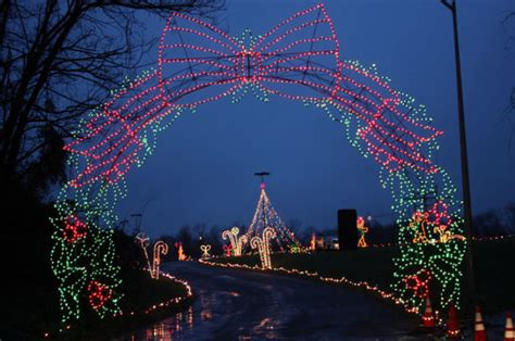 10 best light displays in maryland 2016