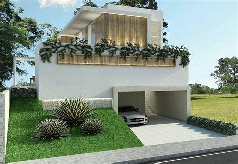 gambar rumah minimalis  lantai  atap desain rumah