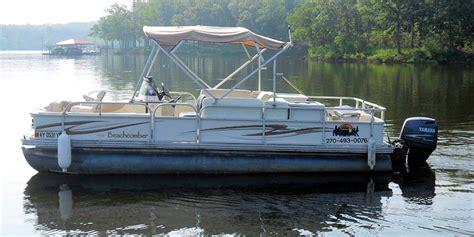 Bass Lake Cing Boat Rentals kentucky lake and lake barkley water rentals